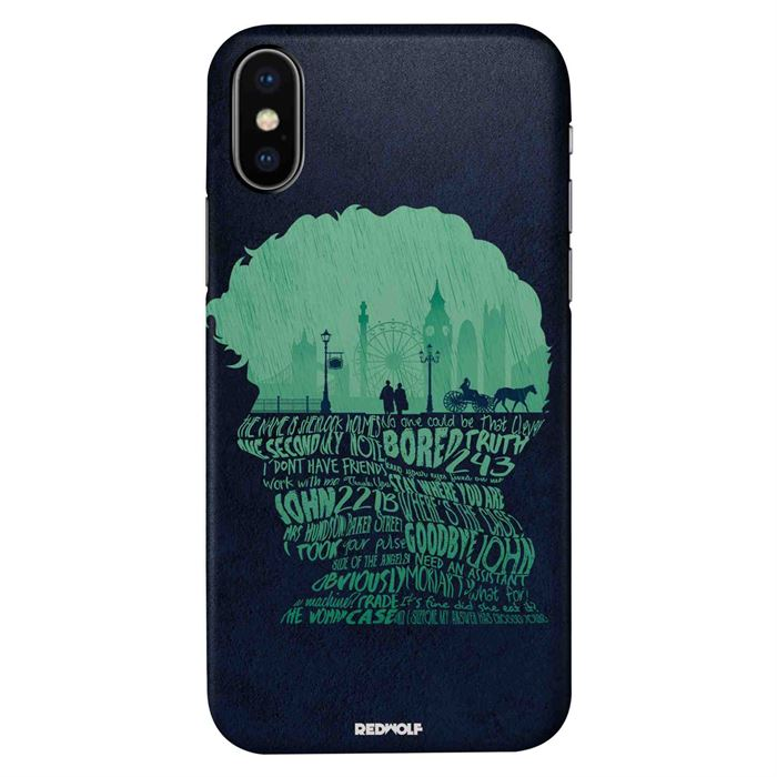 Back To Work - Mobile Cover