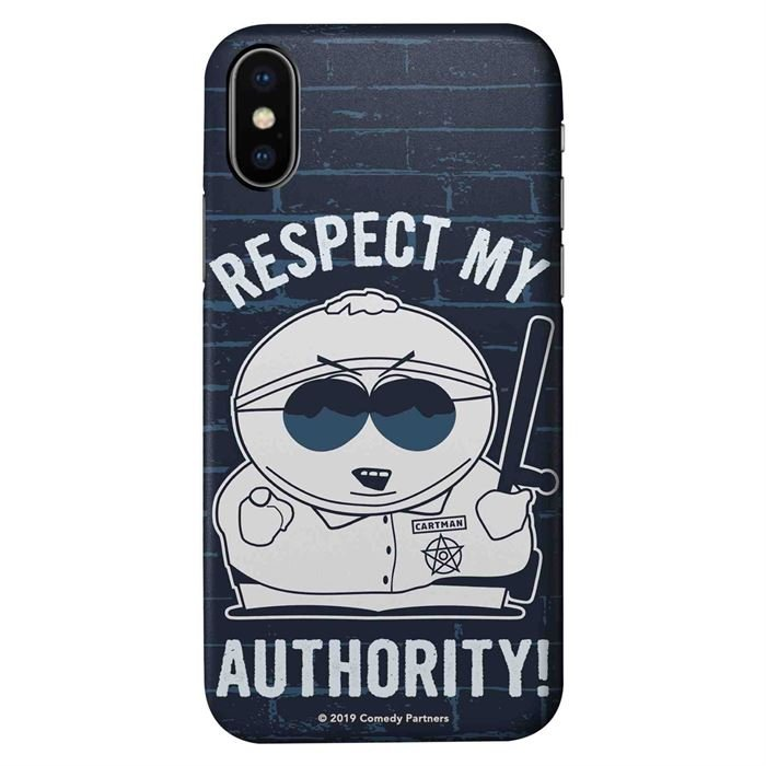 Respect My Authoritah - South Park Official Mobile Cover