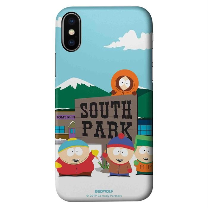 Squad - South Park Official Mobile Cover