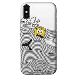 Waves - SpongeBob SquarePants Official Mobile Cover