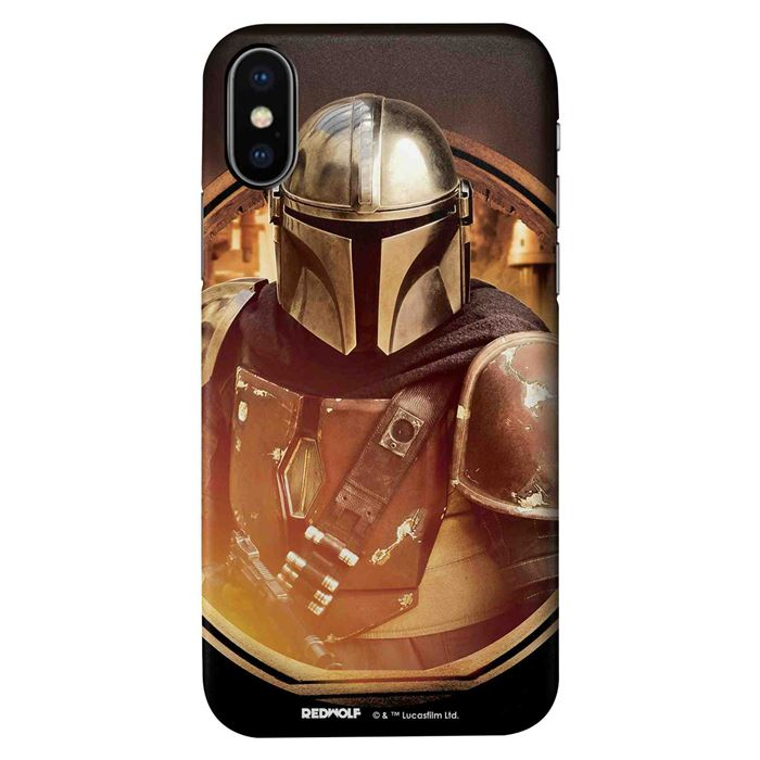Bounty Hunter - Star Wars Official Mobile Cover