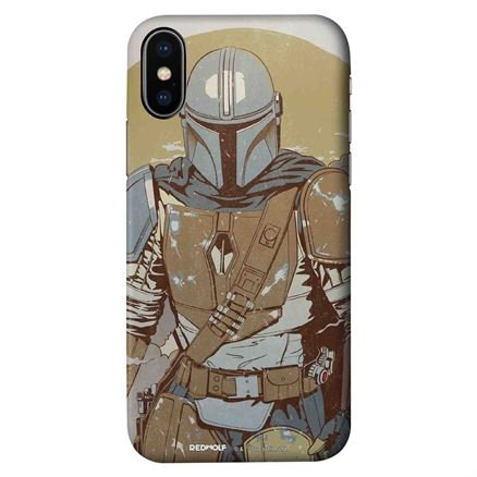 Mando: Illustration - Star Wars Official Mobile Cover