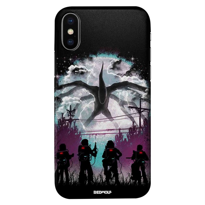 There's Something Strange - Mobile Cover
