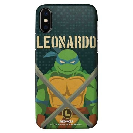 Leonardo - TMNT Official Mobile Cover