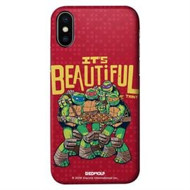 Pizza Is Beautiful - TMNT Official Mobile Cover