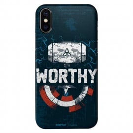 Worthy - Marvel Official Mobile Cover
