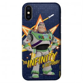 Buzz Lightyear: To Infinity And Beyond - Disney Official Mobile Cover