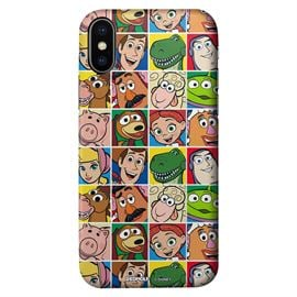 Toy Story Pattern - Disney Official Mobile Cover