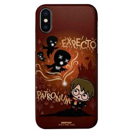 Expecto Patronum: Chibi - Harry Potter Official Mobile Cover