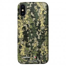 Chill Squad: Camouflage - Fido Dido Official Mobile Cover