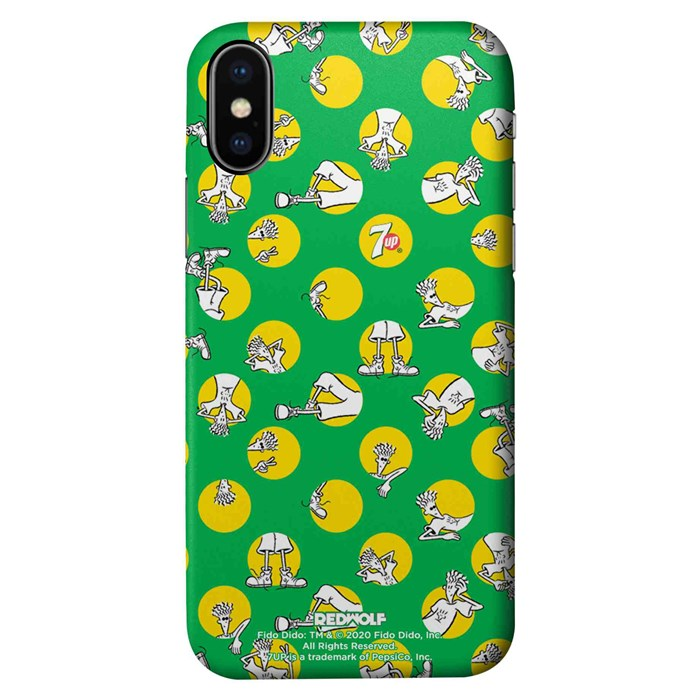 Polka Pattern - Fido Dido Official Mobile Cover