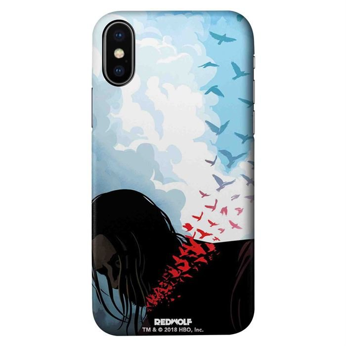 Beautiful Death: Bring Me His Head - Game Of Thrones Official Mobile Cover