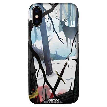 Beautiful Death: Do Your Duty - Game Of Thrones Official Mobile Cover