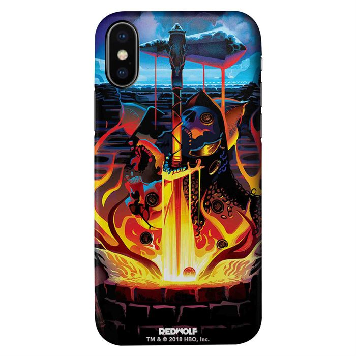Beautiful Death: He'll Do - Game Of Thrones Official Mobile Cover