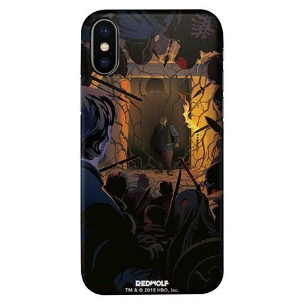 Beautiful Death: Hold the Door - Game Of Thrones Official Mobile Cover