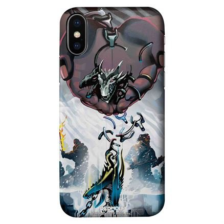 Beautiful Death: I Wish I Could Take It Back. I Wish We'd Never Gone - Game Of Thrones Official Mobile Cover