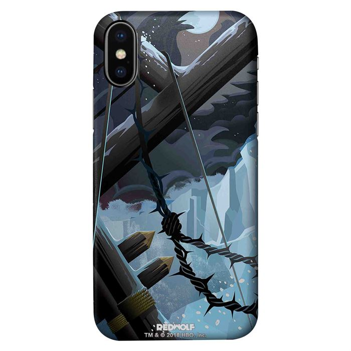 Beautiful Death: Now I Rest - Game Of Thrones Official Mobile Cover