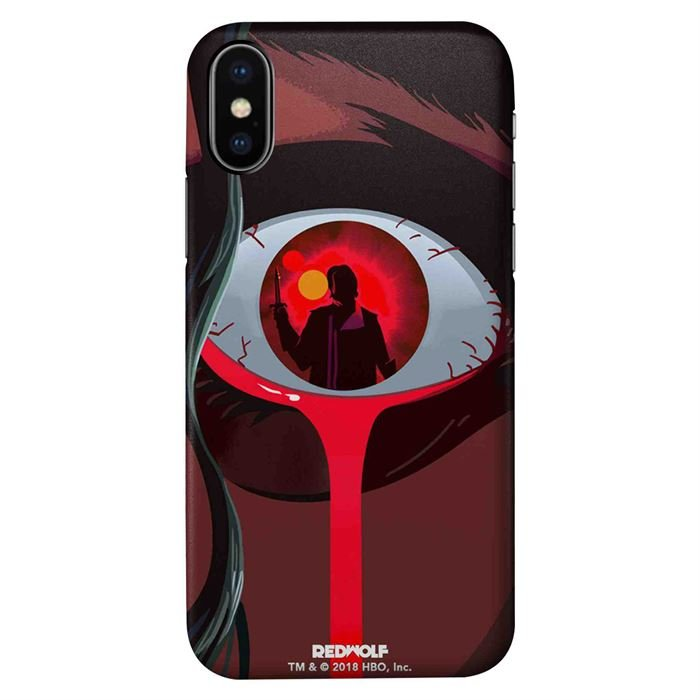 Beautiful Death: Take Him Alive, Kill His Men - Game Of Thrones Official Mobile Cover