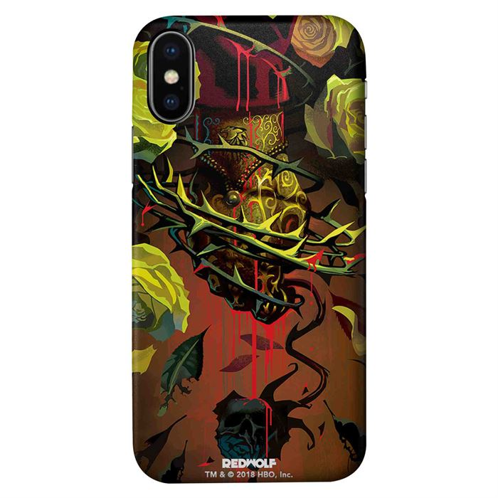 Beautiful Death: Tell Cersei I Want Her To Know It Was Me - Game Of Thrones Official Mobile Cover