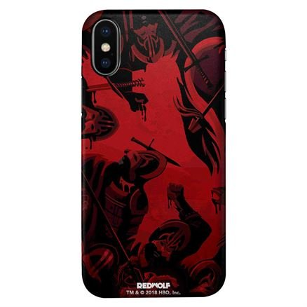Beautiful Death: Three Victories, No Conqueror - Game Of Thrones Official Mobile Cover