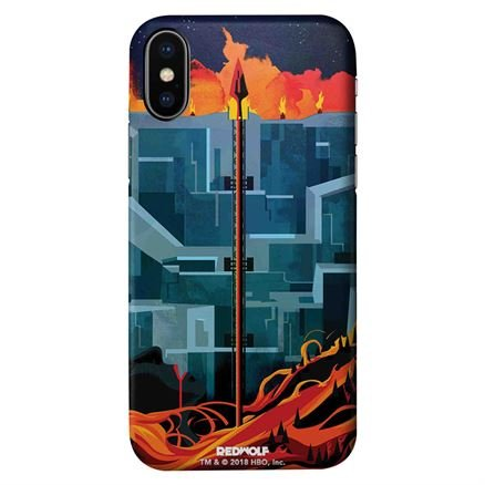 Beautiful Death: You Know Nothing - Game Of Thrones Official Mobile Cover