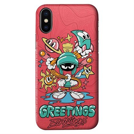 Greetings Earthlings - Looney Tunes Official Mobile Cover