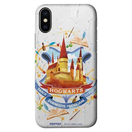 Hogwarts School of Witchcraft and Wizardry - Harry Potter Official Mobile Cover