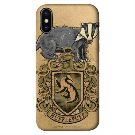 Hufflepuff Pride - Harry Potter Official Mobile Cover