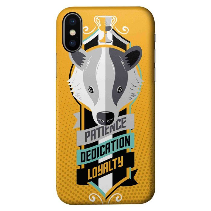Hufflepuff Tarot - Harry Potter Official Mobile Cover