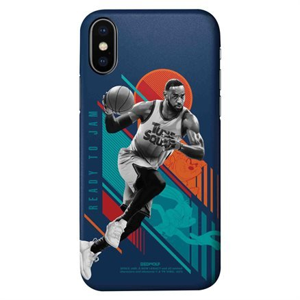 LeBron James: Strike - Space Jam Official Mobile Cover