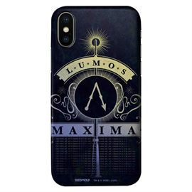 Lumos Maxima - Harry Potter Official Mobile Cover