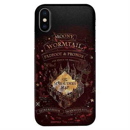 Magical Marauder's Map - Harry Potter Official Mobile Cover