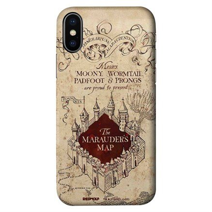 Marauder's Map - Harry Potter Official Mobile Cover