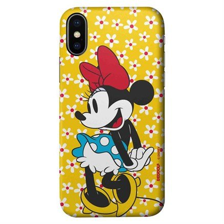 Minnie Mouse Pose - Mickey Mouse Official Mobile Cover