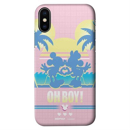 Oh Boy! - Mickey Mouse Official Mobile Cover