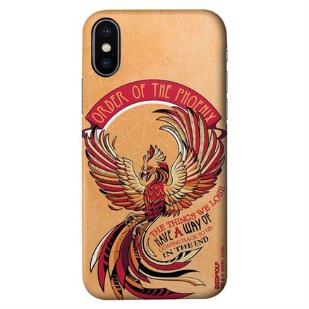 Order Of The Phoenix - Harry Potter Official Mobile Cover