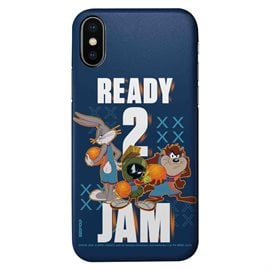 Ready 2 Jam - Space Jam Official Mobile Cover
