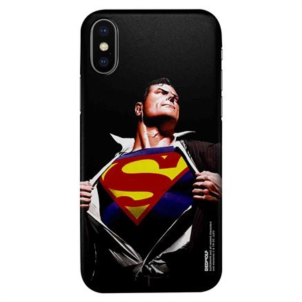 On Duty - Superman Official Mobile Cover
