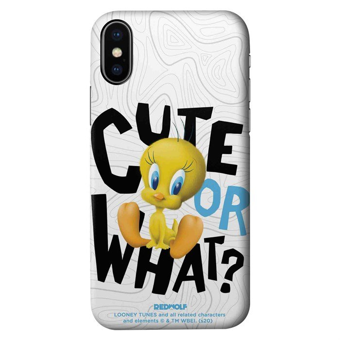 Tweety: Cute - Looney Tunes Official Mobile Cover