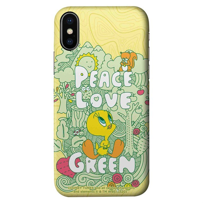 Tweety: Peace - Looney Tunes Official Mobile Cover