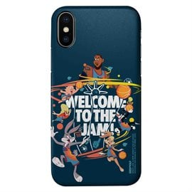 Welcome To The Jam - Space Jam Official Mobile Cover