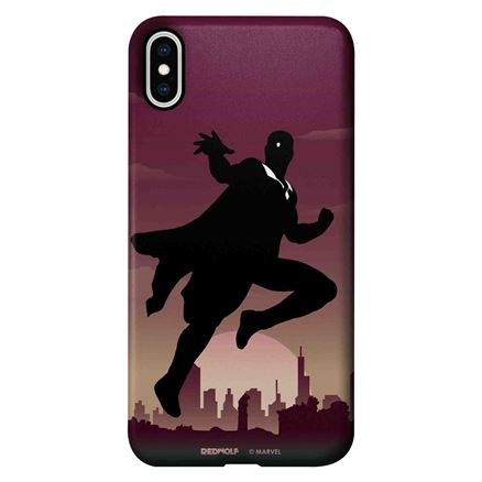 Vision Silhouette - Marvel Official Mobile Cover