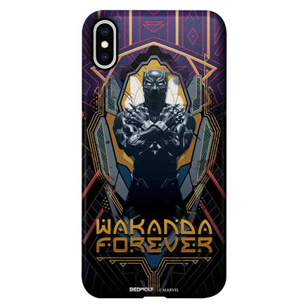 Wakanda Forever - Marvel Official Mobile Cover