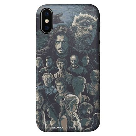 The Final Chapter - Game Of Thrones Official Mobile Cover