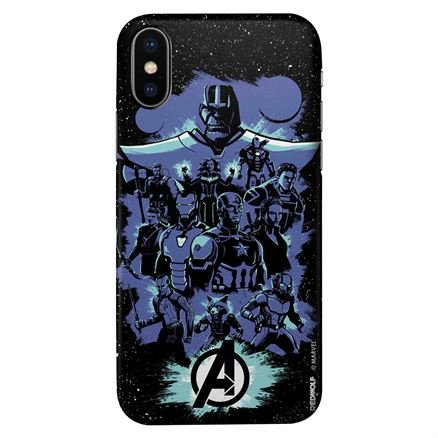 The Endgame - Marvel Official Mobile Cover