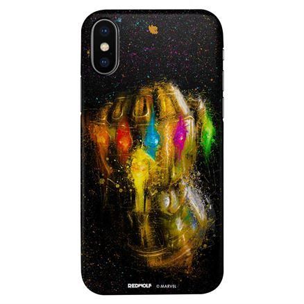 The Infinity Gauntlet - Marvel Official Mobile Cover
