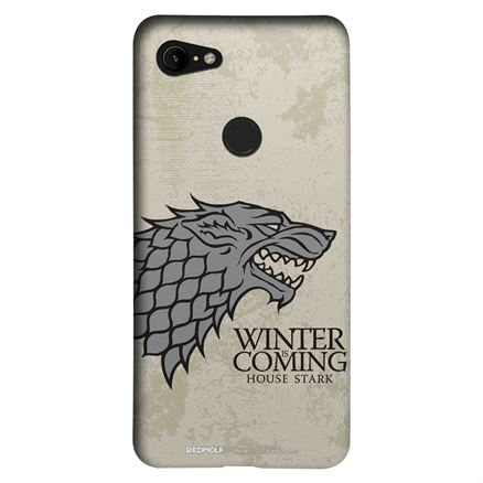 Winter Is Coming - Game Of Thrones Official Mobile Cover