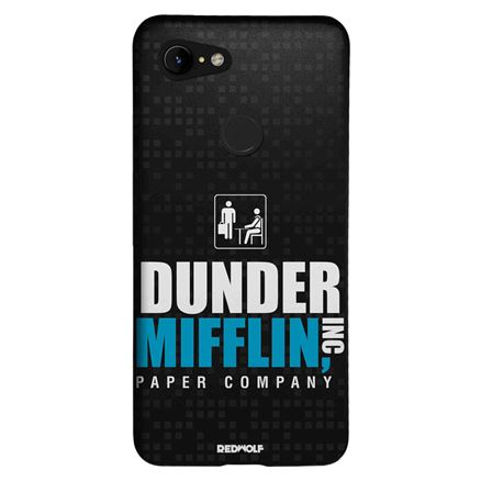 Dunder Mifflin Paper Company - Mobile Cover