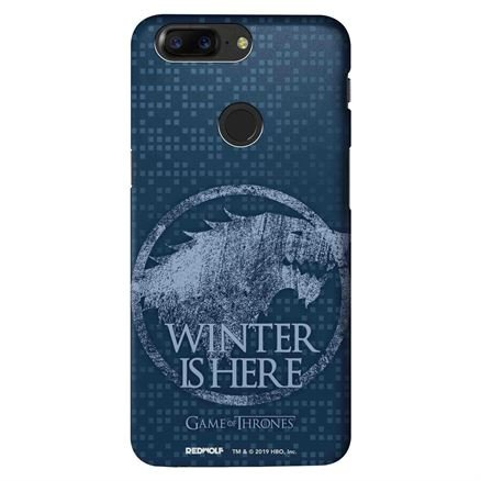 Winter Is Here - Game Of Thrones Official Mobile Cover