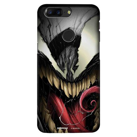 Venom Mask - Marvel Official Mobile Cover